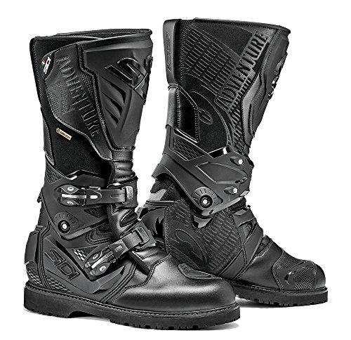 Sidi Stiefel Adventure 2 Gore-Tex, Schwarz, Größe : 48