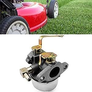 Rasenmäher Rasentraktor ersetzen Carb Vergaser Garten, Rasen für Tecumseh 631070 631820 631074 für H35 25, H30, Motor