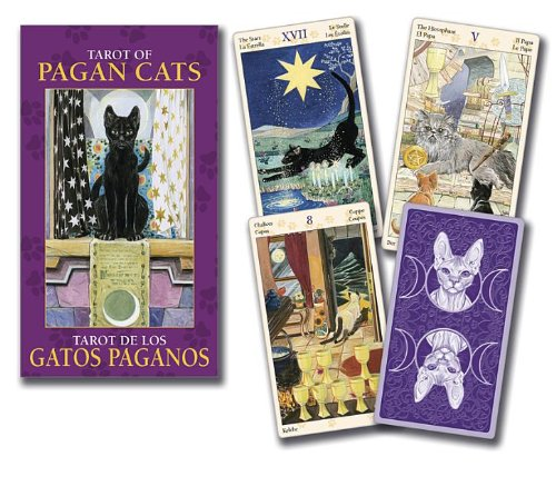 Tarot of Pagan Cats Mini Deck -