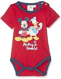 Disney Mickey Babies Body - rouge