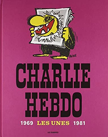 Charlie Hebdo, Les Unes