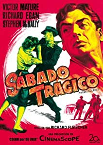 Sabado Tragico (Violent Saturday) (DVD) (1955) (Spanish Import)