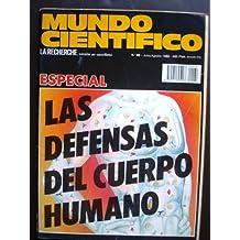 REVISTA MUNDO CIENTÍFICO VERSIÓN EN CASTELLANO DE LA RECHERCHE. VOLUMEN 6. NUMERO 60. JULIO/AGOSTO 1986
