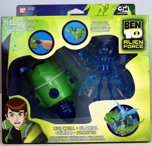Ben 10 - Alien Force - Alien Creatures Vehicle - Big Chill - 27674 by Ben 10