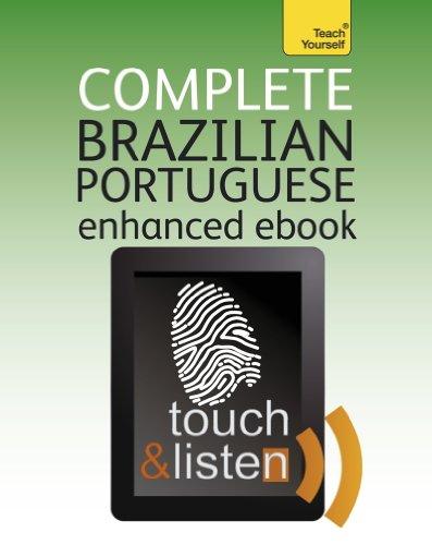 Complete Brazilian Portuguese: Teach Yourself Enhanced Epub (Teach Yourself Audio eBooks) (English Edition)