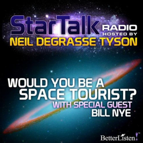 Would You Be a Space Tourist? With Special Guest Bill Nye, Season 1, Episode 2