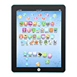 Baby Learning Pad Kids Educational Electronic Tablet Children Learning Machine Developmental Toy Christmas Gift to Train Kid\'s Abilities and Develop Talents