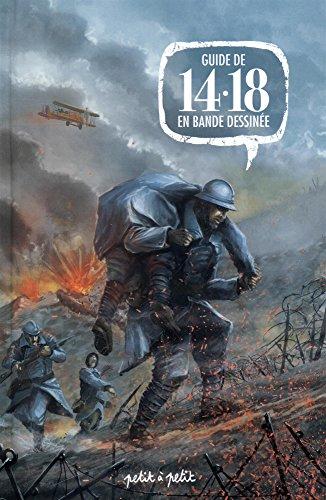 Guide de 14-18 en BD par Julien Monier