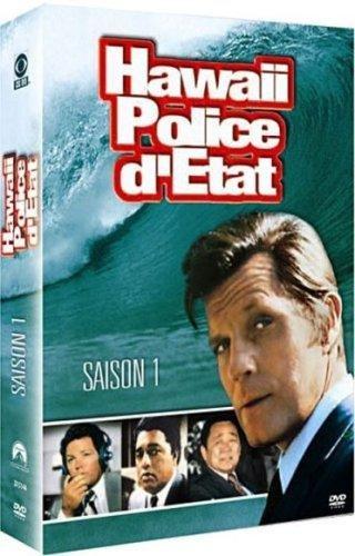 Hawaii police d'état. saison 1 | Freeman, Leonard (1920-1974)
