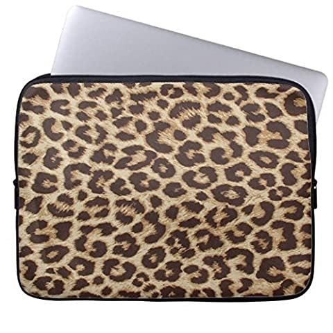 33 cm Laptop Sleep Fall Cover Leopard Print Laptop Sleeve
