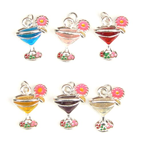 cocktail-glass-charms-enamel-and-silver-plated-set-of-6
