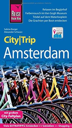 Preisvergleich Produktbild Reise Know-How CityTrip Amsterdam: Reiseführer mit Faltplan und kostenloser Web-App