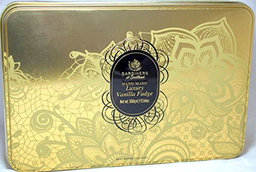 Preisvergleich Produktbild Gardiners Of Scotland Hand Made Luxury Vanilla Fudge