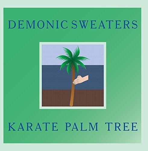 Karate Palm Tree by Demonic Sweaters