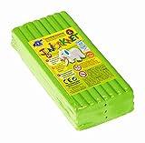 Feuchtmann Spielwaren 628.0305-7 - Juniorknet Knete Jumbo Pack, 500 g, grün