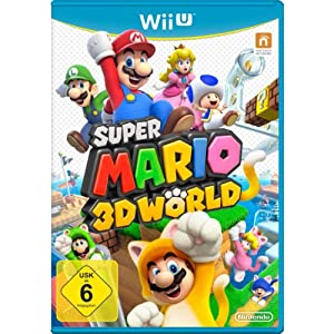 Super Mario 3D World – [Nintendo Wii U]
