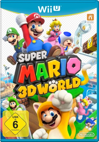 Alte Person Lustige Kostüm - Super Mario 3D World - [Nintendo Wii U]