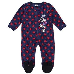 Pijama-beb-nio-Disney-Mickey-verde-y-gris-de-3-a-23-meses-verde-Ray-vertbleu-Talla6-mesey