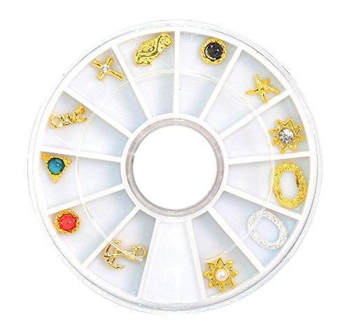 Élégant strass nail art décorations ongles polonais art accessoire de mode