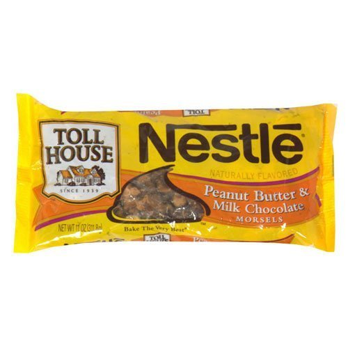 nestle-toll-house-peanut-butter-milk-chocolate-morsels-11oz-bag-pack-of-6-by-n-a