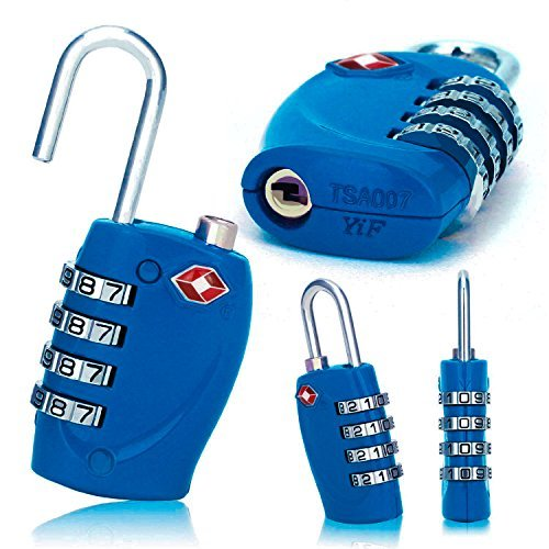2-x-tsa-security-padlock-4-dial-combination-travel-suitcase-luggage-bag-code-lock-blue-lifetime-warr