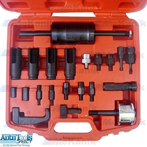 Diesel Injector Puller Extractor Remover Master Kit Bosch, Delphi, Denso,Siemens Test