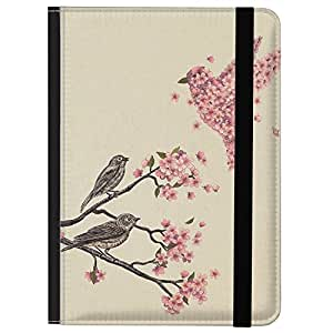 caseable Kindle and Kindle Paperwhite Case, Blossom Bird