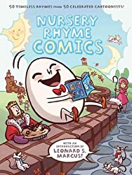 (NURSERY RHYME COMICS: 50 TIMELESS RHYMES FROM 50 CELEBRATED CARTOONISTS!) BY (FIRST SECOND)[HARDCOVER]OCT-2011