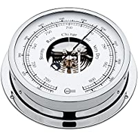 Barigo Barometer Modell Viking chrom