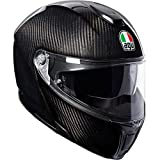 Helm AGV Sportmodular Glossy Carbon, S (55)