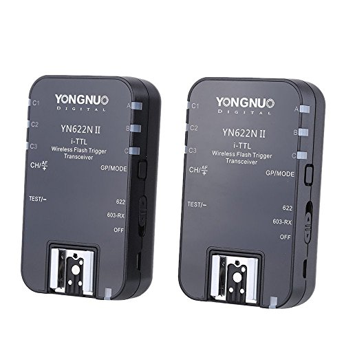 Yongnuo YN-622N II Wireless TTL disparador de