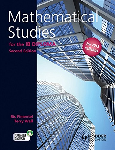 Mathematical Studies for the IB Diploma Second Edition