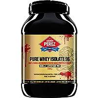 Preisvergleich für Pure Whey Protein Isolate 96 - mikrofiltriert Whey Protein - 2200 g - Vanille