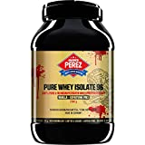 Pure Whey Protein Isolate 96 - mikrofiltriert Whey Protein - 2200 g - Vanille