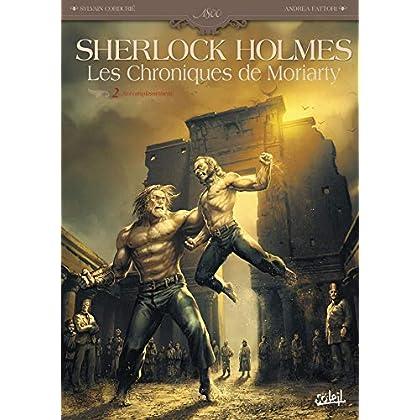 Sherlock Holmes - Les Chroniques de Moriarty 02 - Accomplissement