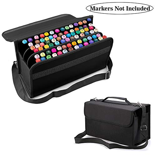 Marker Pen, 80 Colores Arte lápices Graffiti Marker