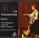 Rossini : La Cenerentola. Abbado, Berganza, Alva
