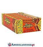 AMERICANFOOD4U - Reese's Outrageous! | Peanut Butter Chocolate (Amerikanische Erdnussbutter Schokolade) Candy Bar [18er Box] | Peanutbutter Schokoriegel mit Reeses Pieces