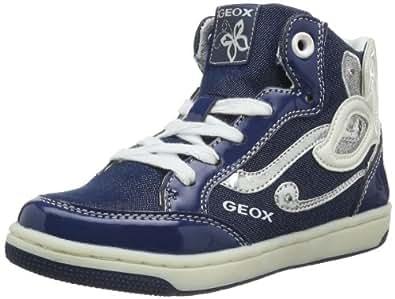 Geox JR CREAMY C J42L5C0ASHHC4005 Jungen Sneaker, Blau (AVIO C4005), EU 31