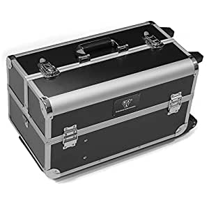 PAC Vanity Bag - Two Side Two Tray(Trolley)