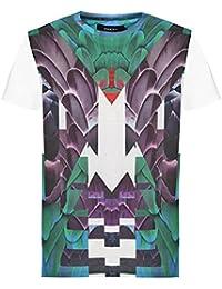 T-Shirt Unkut Stint Blanc