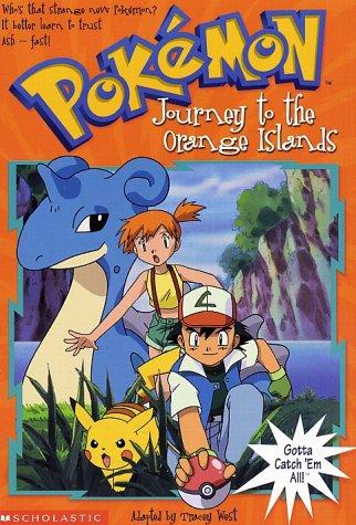 Journey to the Orange Islands