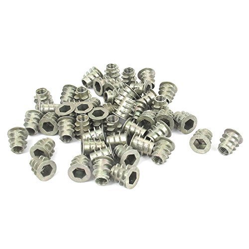 sourcingmapr-m5-x-10-mm-esagonale-vite-in-filo-inserto-dado-50-pezzi-per-legno