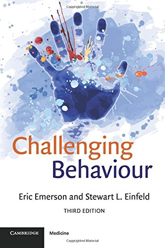 Challenging Behaviour 3rd Edition Paperback