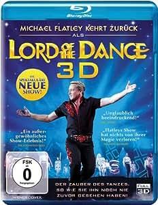 Lord of the Dance - Die spektakuläre neue Show [3D Blu-ray]
