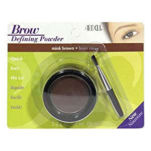 Ardell Brow Defining Powder HD Brows (Light Brown (Taupe))