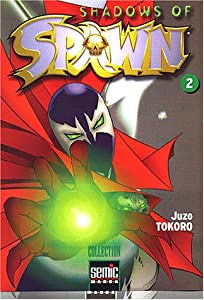 Shadows of Spawn Edition simple Tome 2