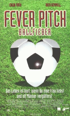 Fever Pitch - Ballfieber [VHS]