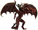 Plastoy 60237 - Il Grande drago volante con il suo cavaliere, Statuetta