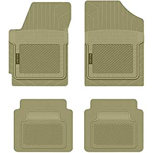 PantsSaver (0807033) Custom Fit Car Mat 4PC - Tan